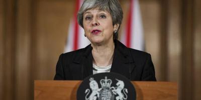 May: spijt over uitstel brexit, steun nu nodig