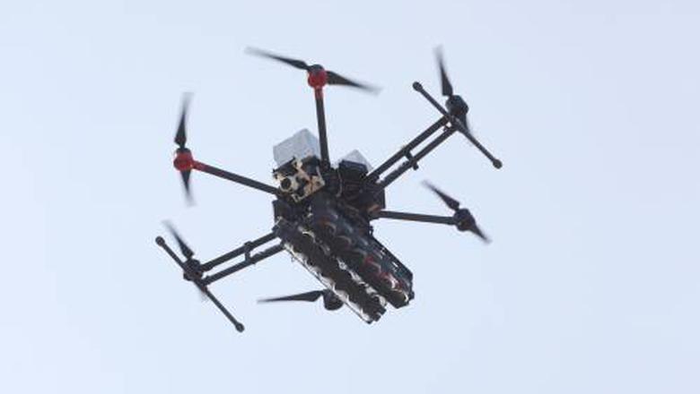Israël haalt drone uit Syrië neer