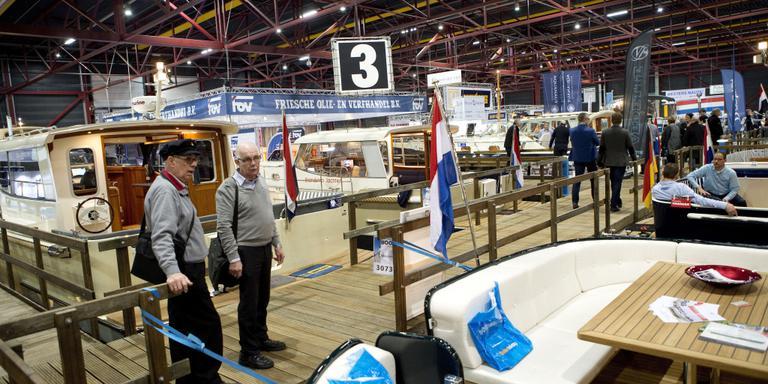 Boot Holland: bezoek stabiel