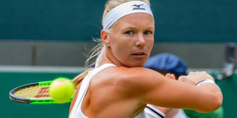 Bertens opnieuw te sterk voor Pliskova