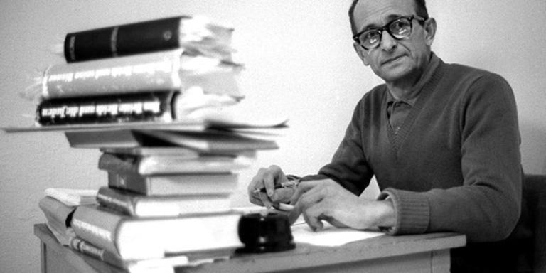 Eichmann vond zichzelf slechts een instrument