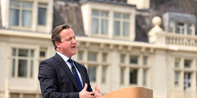 Cameron wijst op leugens in Brexit-campagne