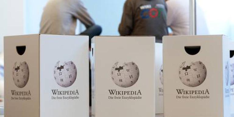 Wikipedia's uit protest onbereikbaar