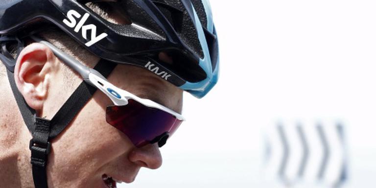 Etappezege voor Froome in Vuelta