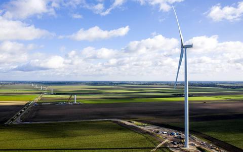 Omwonenden windpark Nij Hiddum-Houw krijgen aanbod voor schadevergoeding