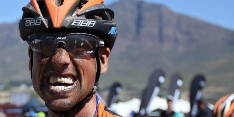 Tegenslag voor mountainbiker Van Houts in Rio
