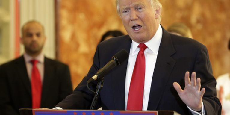 Spreekverbod klokkenluider corruptiezaak Trump