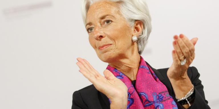IMF-chef Lagarde moet terechtstaan