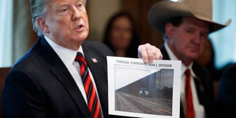 Crowdfunding van Trumps muur strandt