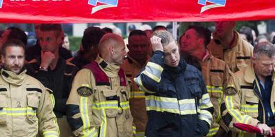 Brandweer komt in actie voor betere cao