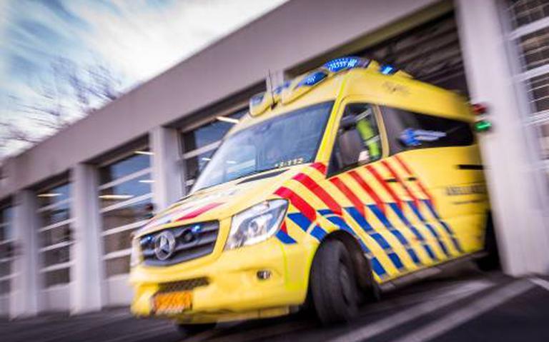Automobilist overleden na ongeval bij Kuinre.