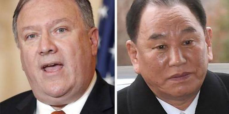 Noord-Koreaanse topfiguur naar New York