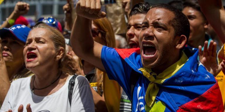Kleine overwinning oppositie Venezuela