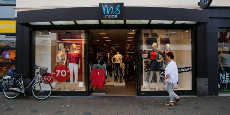 Alle 130 winkels MS Mode maandag weer open