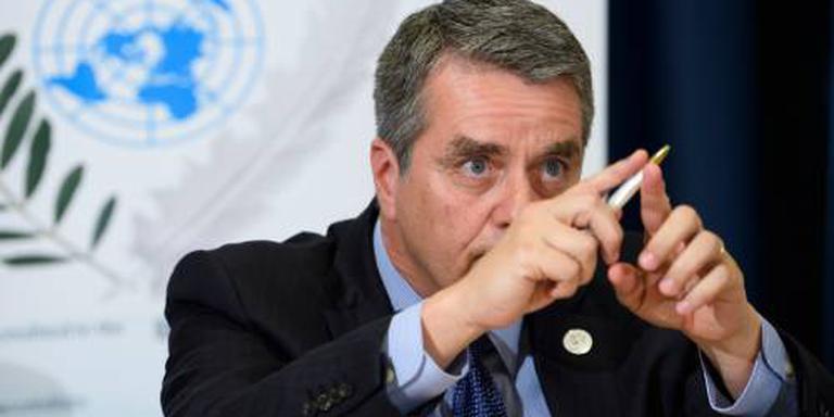 WTO-preses pleit andermaal voor vrije handel