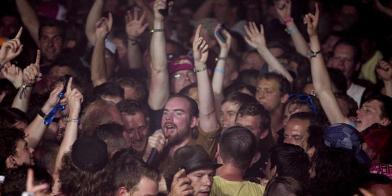 De Staat wil Rammstein zien op Pinkpop