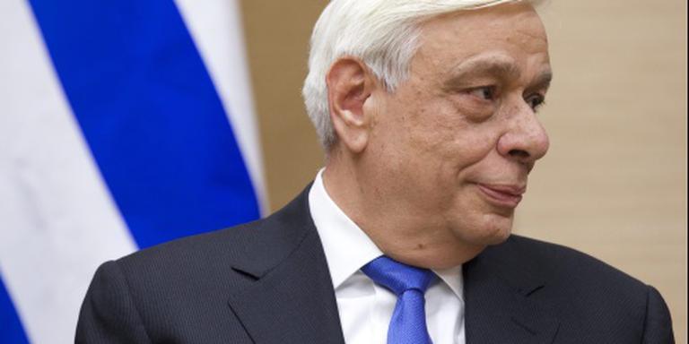 Griekse president op bezoek in Nederland