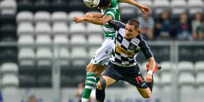 Sporting speelt gelijk in aanloop naar PSV-uit