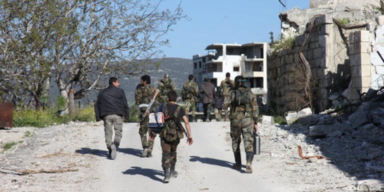 Syrische rebellen hervatten strijd