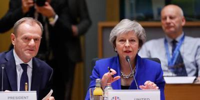Tusk noemt komende EU-top brexittop