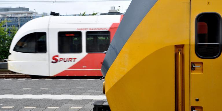 Meeste treinen op tijd in Leeuwarden