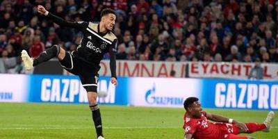 Tagliafico en Mazraoui lijken fit voor Ajax