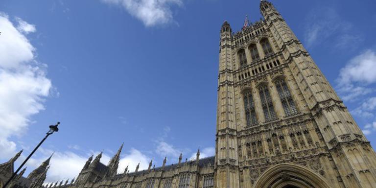 Brits parlementsgebouw deels dicht
