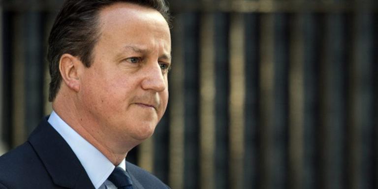 Beetje lucht voor Britse premier Cameron