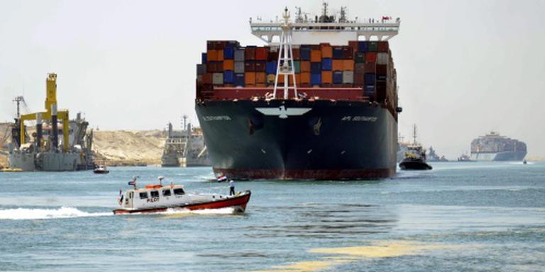 'Baggeraars en overheid fout bij Suezkanaal'