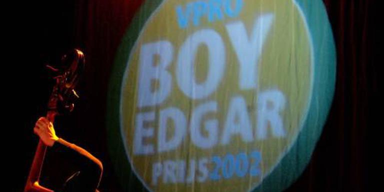 Jasper van 't Hof krijgt Boy Edgar Prijs