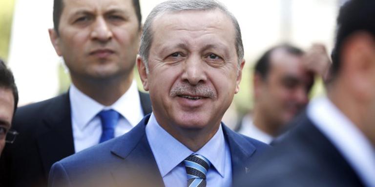 Erdogan kraakt steun VS aan Syrische Koerden