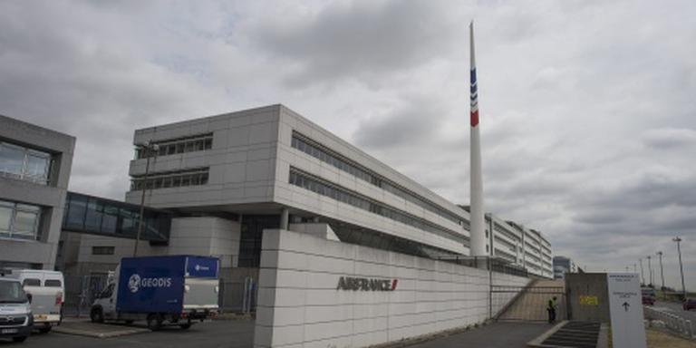 Air France gaat weer praten met bonden