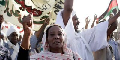 Oppositie Soedan ondanks noodtoestand actief