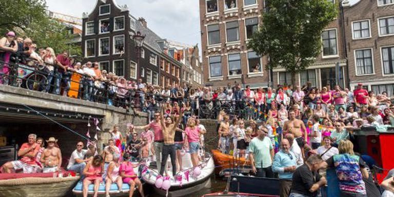Europese Commissie vaart mee in GayPride