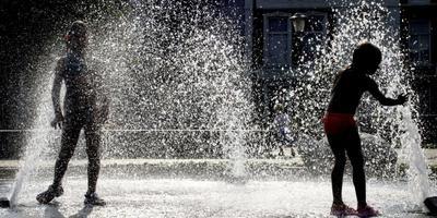 Alle elf steden een eigen fontein