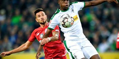 Mönchengladbach veel te sterk voor Mainz
