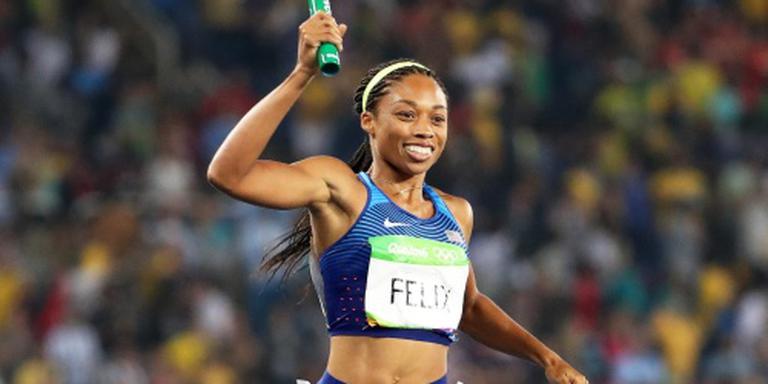 Historische zesde gouden medaille Felix