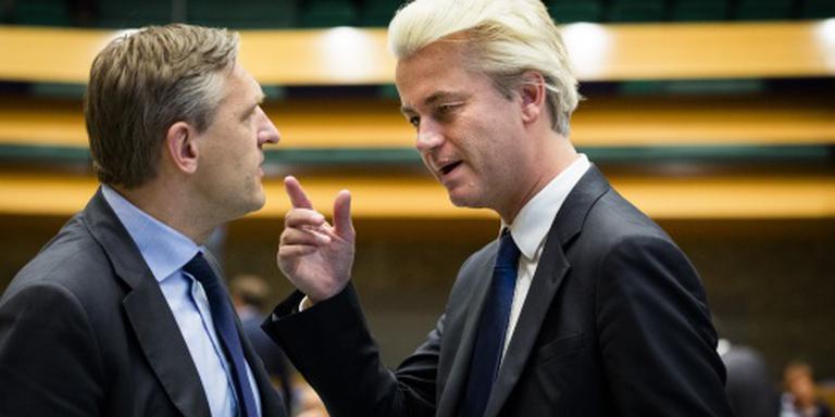 Wilders: EU capituleert voor Turkije