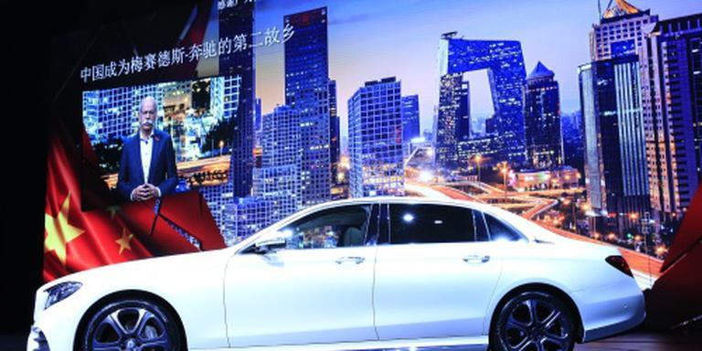 Verkooprecord stuwt omzet automaker Daimler