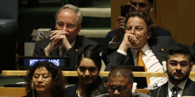 Derde stemronde over zetel Nederland VN-raad
