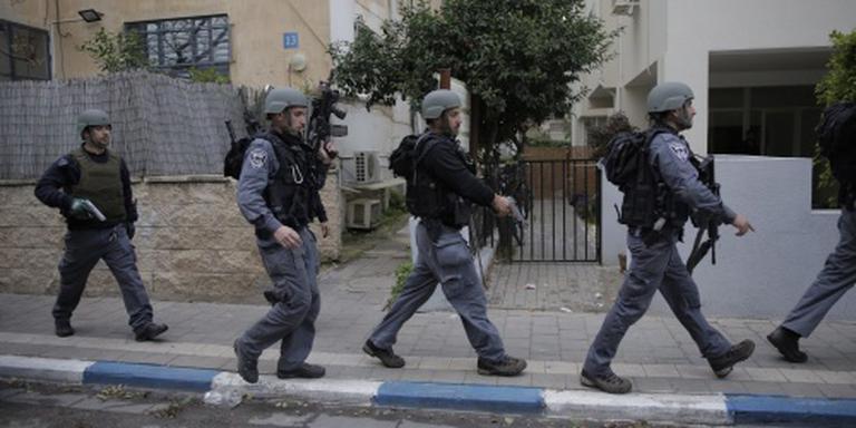 Verhoogde waakzaamheid in Tel Aviv