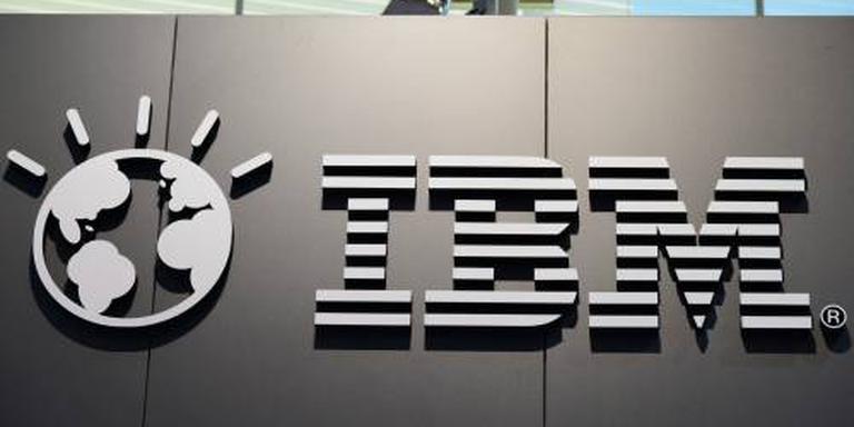Weer omzetgroei voor IBM
