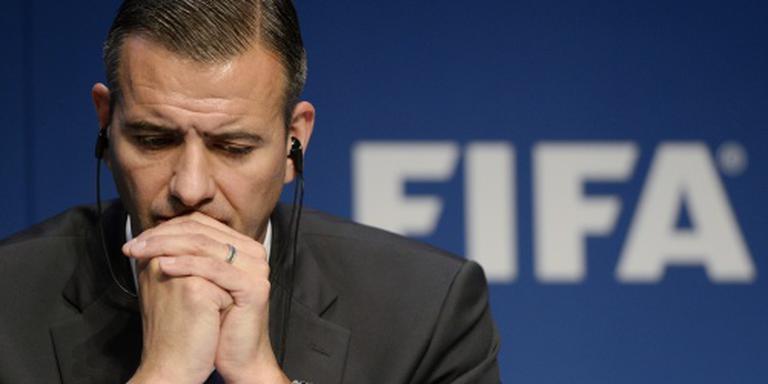 FIFA zet bestuurder Kattner opzij