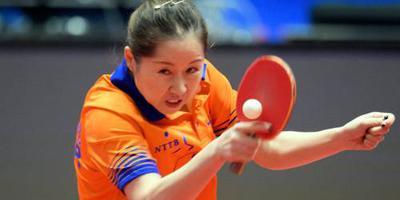 Tafeltennisster Li Jie naar achtste finales