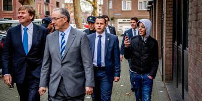 Koning prijst Rotterdamse aanpak probleemwijk