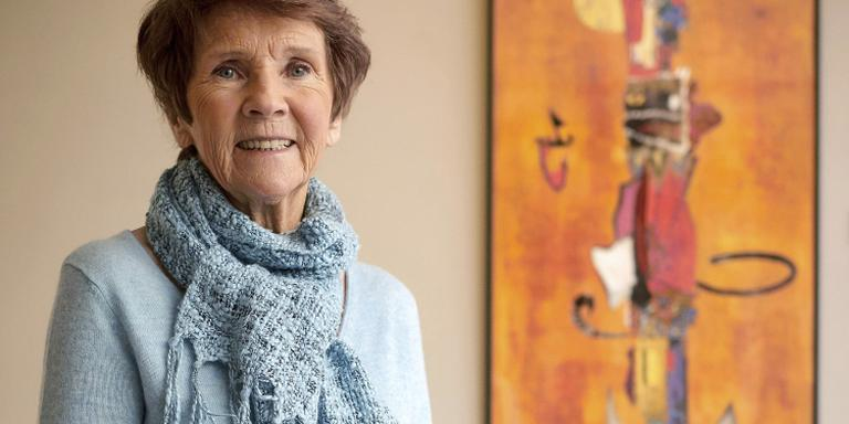 Ter ere van haar nieuwe boek Littekens, is in Den Haag een overzichtsexpositie van de collages van Anke de Vries te zien (t/m 7 maart).