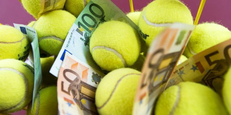 Twee verdachte tennispartijen in Nederland
