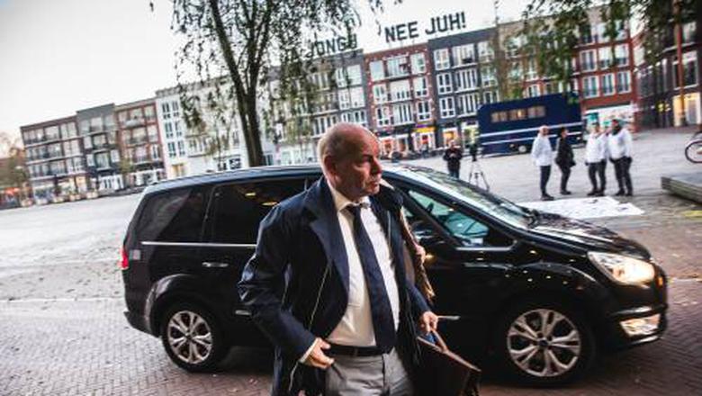 Advocaat: Twan Huys gebruikte mij als lokeend