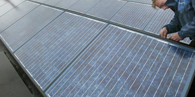 Burgum krijgt er 910 zonnepanelen bij