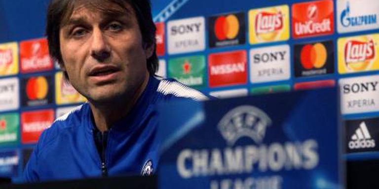 Conte: We zullen de bal niet vaak hebben